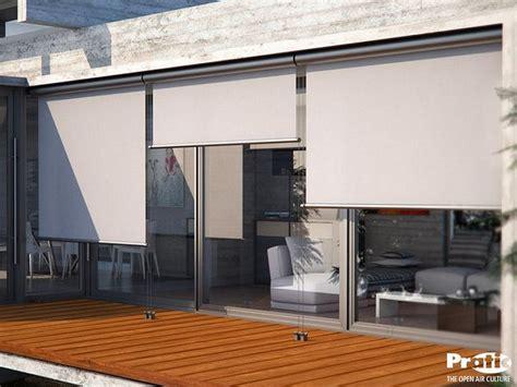 tende per verande esterne tende da sole a caduta per balconi finestre verande