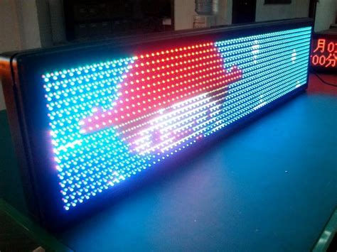 Led Display ph16 color led moving sign in led displays from