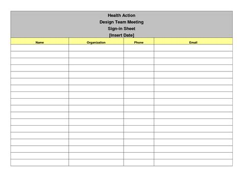 event sign in sheet template best photos of meeting sign in sheet free printable sign