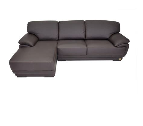 italian sectional leather sofa dreamfurniture com geneve italian leather sectional sofa