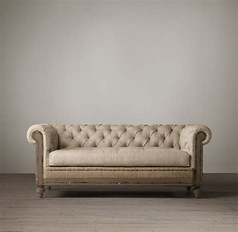 Chesterfield Sofa Restoration Hardware Pin By Mandy Reilly On Furnishings Pinterest