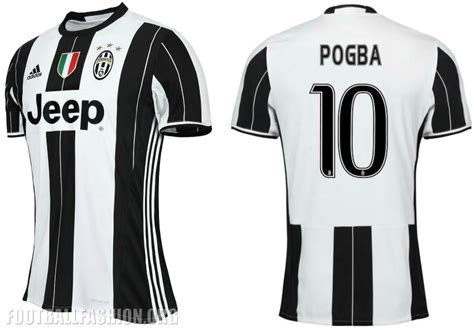 Jersey Juventus Home 2016 2017 juventus 2016 17 adidas home kit football fashion org
