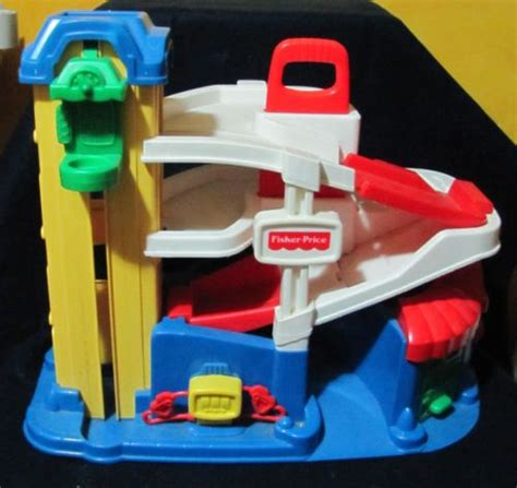 fisher price car garage details about 1988 honda zb50 cars fisher price and