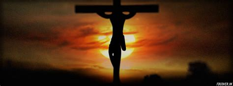 jesus cross facebook covers