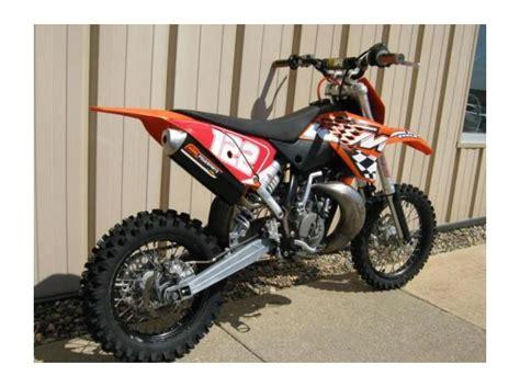 2009 Ktm 65 For Sale 2009 Ktm 65 Sx For Sale On 2040 Motos