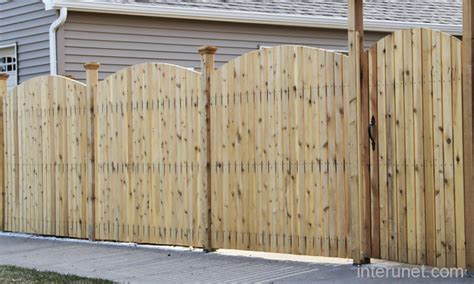 wood fence sections round sections wood fence picture interunet