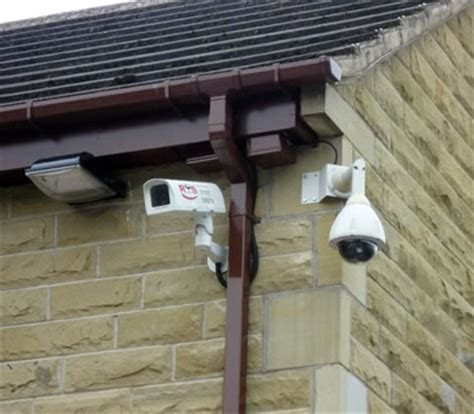 how to install a security system in and around a