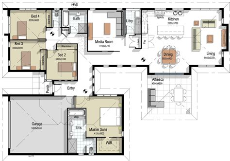 House Plans And Images by The Alexandria House Plan