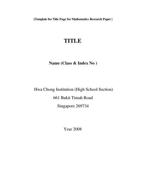 apa format paper title page gse bookbinder co