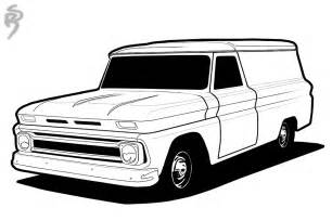 free coloring pages of tahoe truck 6594 bestofcoloring