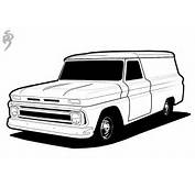 Line Drawing Of C10 Chevy Truck Circuit Diagrams