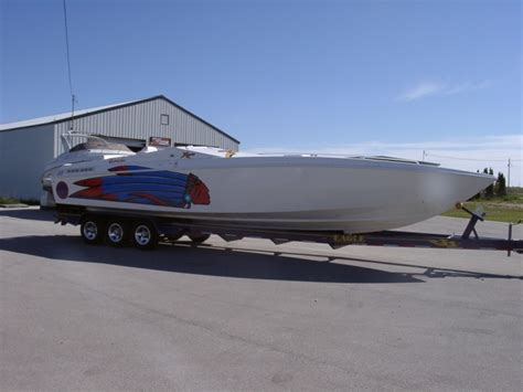 apache boats 1995 36 apache freshwater only for sale in sturgeon bay
