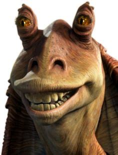 jar jar binks tattoo 53 best jar jar binks images wars wars jar