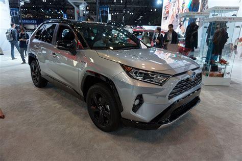 2019 Toyota Rav4 Hybrid Specs by 2019 Toyota Rav4 Specs Top New Suv