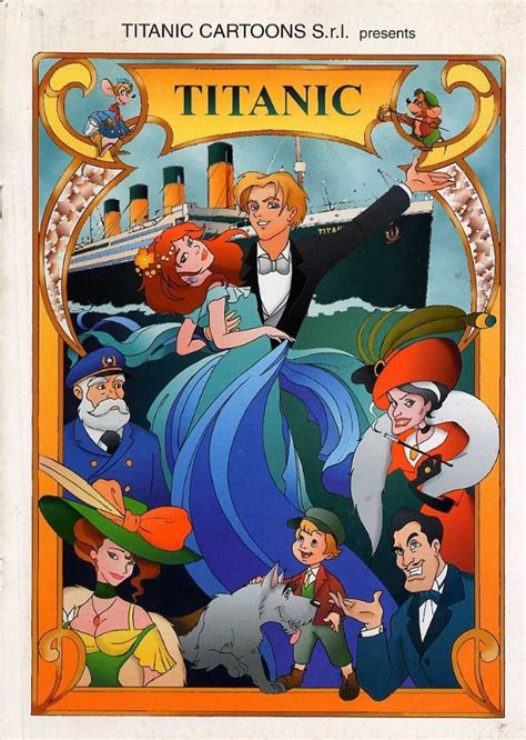 Titanic Film Animated | titanic the legend goes on review from the mind of