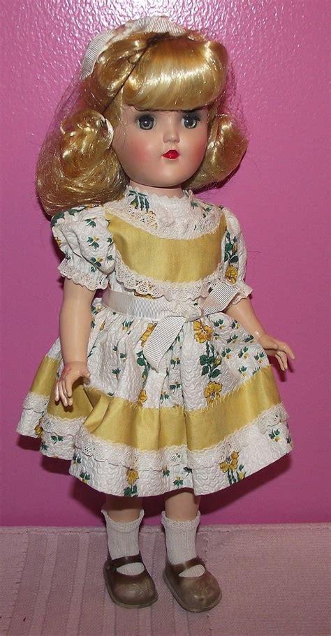 Doll Premium stunning vintg vhtf premium ideal toni walker doll orig shipper box