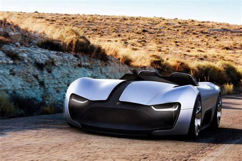 tesla roadster concept tesla s transportation transformation yanko design