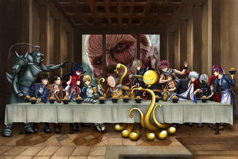 artstation   supper anime crossover version mo
