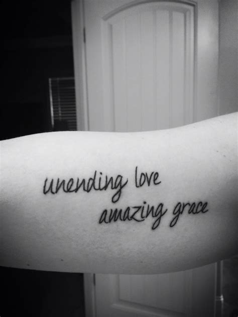 amazing grace tattoo best 25 grace tattoos ideas on christianity