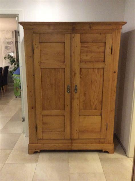 100 jahre alter holz schrank restauriert 187 informationen - Holz Schrank