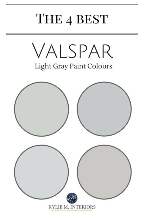 valspar paint 4 best light gray paint colours light grey paint colors light grey paint and