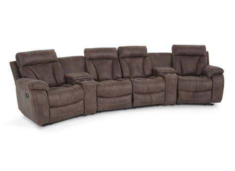 tahoe  piece home theater sectional living room sets living room bobs discount furniture