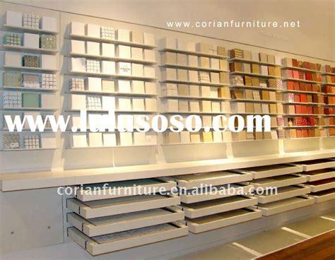 corian shop modern corian built shop dispaly station cabinet counter