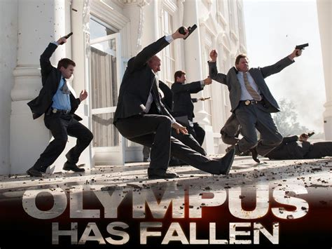 olympus has fallen film rating movie review olympus has fallen and it can t get up
