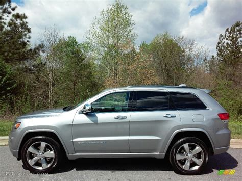 silver jeep grand 2016 billet silver metallic jeep grand overland