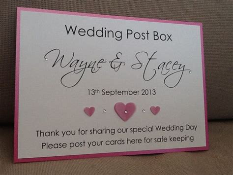 Wedding Post Box Verses the 110 best images about wedding ideas on