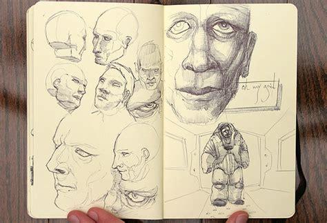 sketchbook moleskine moleskine sketchbook 01 on behance