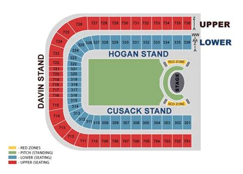 croke park interactive seating plan croke park seating plan tier images frompo