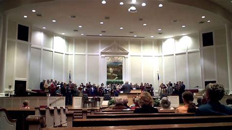 gospel light baptist church walkertown north carolina gospel light baptist church choir march 10 2013 youtube