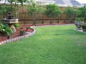 backyard corner landscaping ideas modern home exteriors