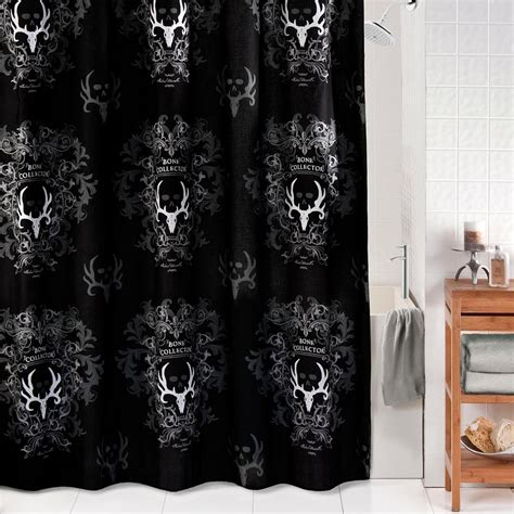 bone collector shower curtain advantage sofa and chair slip covers cabin place