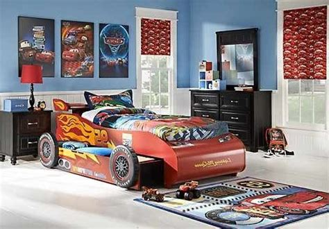 lightning mcqueen bed boys tween bedroom ideas
