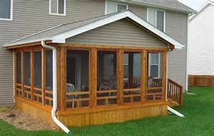 Porch Plans Cedar Screened In Porch Screen Porches Screen Porch