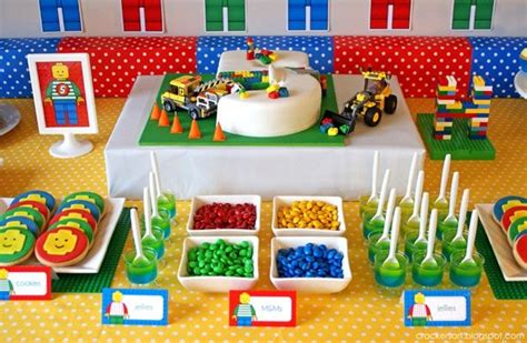 lego themed birthday supplies adorable lego birthday party ideas crackers art kids