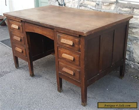 large antique oak desk stunning large antique oak desk for sale in united kingdom