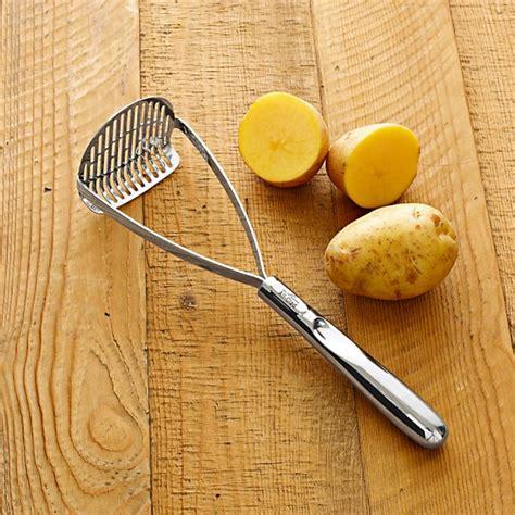 Professional Potato by All Clad Professional Potato Masher Williams Sonoma