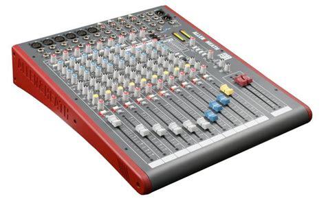 Mixer Allen Heath 12 Chanel allen heath zed 12fx 12 channel mixer with usb and effects agiprodj