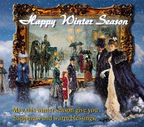 Happy Winter Season. Free Happy Winter eCards, Greeting
