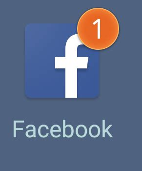 turn  facebook showing notification number android forums  androidcentralcom