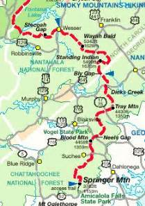 1000 ideas about appalachian trail on