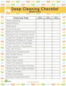 clean bedroom checklist organization deep cleaning your bedroom mom it forward