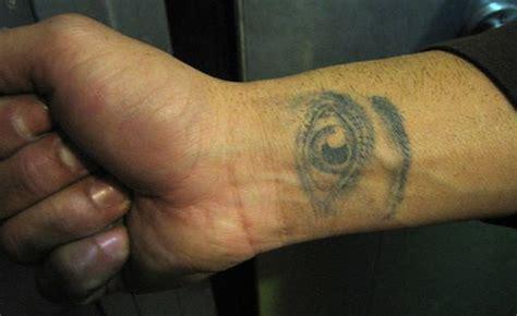 tattoo eye wrist eye tattoo on wrist