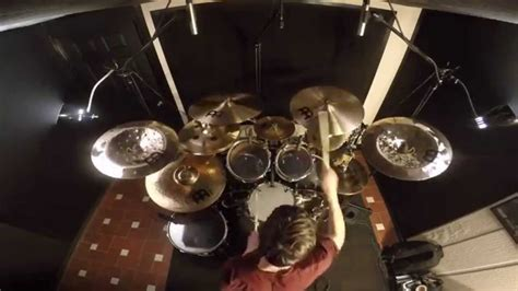 anti pattern drum cover dan carle anti pattern drum playthrough youtube