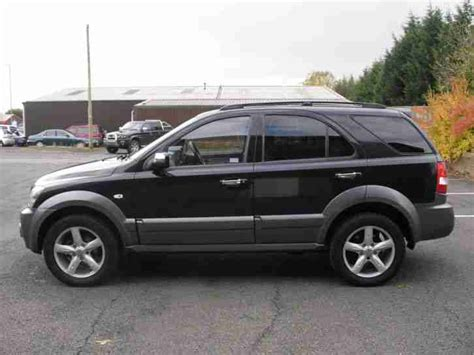 Kia Sorento 2 5 Kia 2005 Sorento 2 5 Xse 4x4 Crdi Manual Turbo Diesel Four