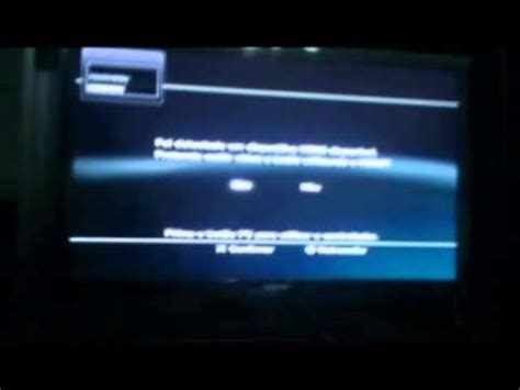reset ps3 video settings black screen playstation 3 black screen of death youtube