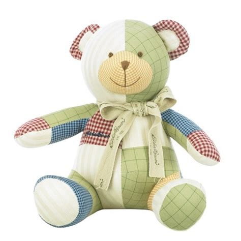 Patchwork Teddy Bears - builder patchwork teddy patchwork
